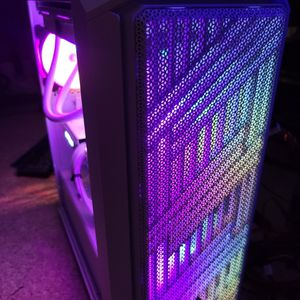 High End Gaming Pc Intel White Build for Sale in Naperville, IL