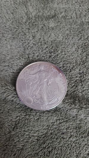 2007 Silver Dollar for Sale in Santee, CA