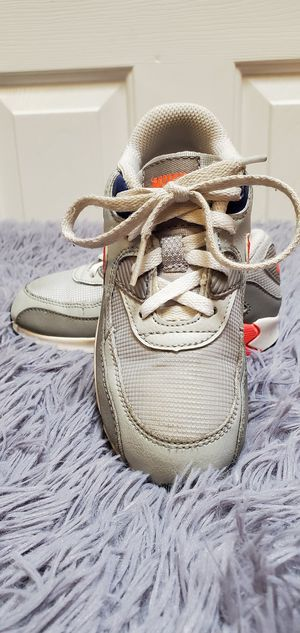 Gently Used Kids Nike Tennis Shoes Size 10 $16.00 for Sale in Gardena, CA