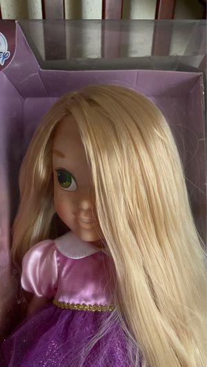 Disney Rapunzel doll for Sale in Houston, TX