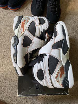 Jordan 8 anthracite black toe for Sale in Woodbridge, VA