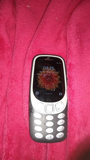 Nokia unlocked burner phone...any carriers will work for Sale in Garden Grove, CA