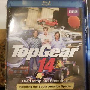 Top Gear Season 14 Blu Ray Still Wrapped for Sale in Seabrook, TX