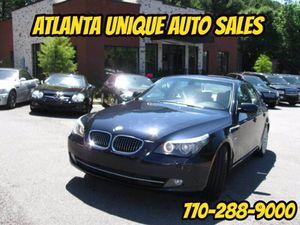 2009 BMW 5 Series for Sale in Cumming, GA