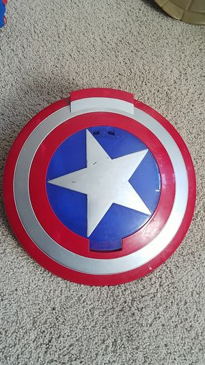 Halloween Accessories Captain America Shield for Sale in Plainfield, IL