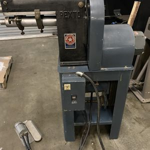 Pexto Model 3617 powered Bead Roller for Sale in Monroe, WA