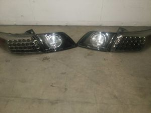 Infiniti FX35 tail lights oem. $75 each Pair In excellent condition. Fits year 2003-2008 for Sale in Carson, CA