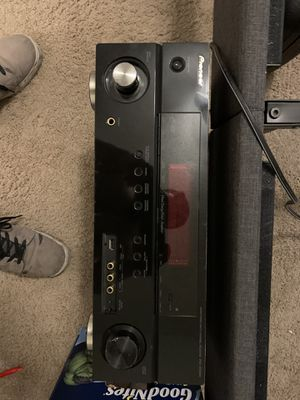 Pioneer home theater receiver for Sale in Chandler, AZ