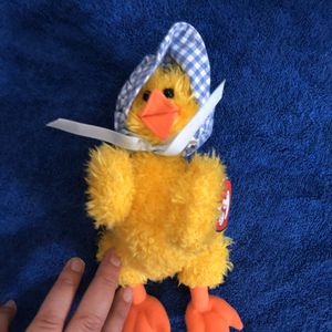 Duckling beanie baby with tag for Sale in St. Helens, OR