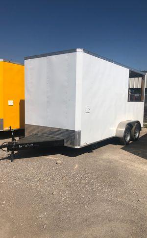Porch trailer 7x16 for Sale in Dallas, TX