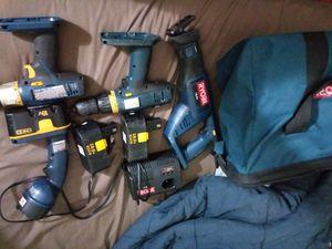 Ryobi drill set for Sale in West Palm Beach, FL