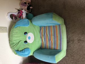 Kid soft chair for Sale in Bentonville, AR