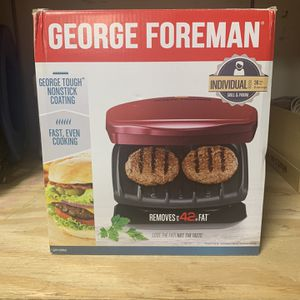 George foreman grill for Sale in West Chicago, IL