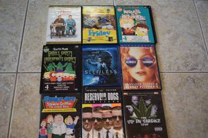 12 Various DVDs for Sale in Portland, OR