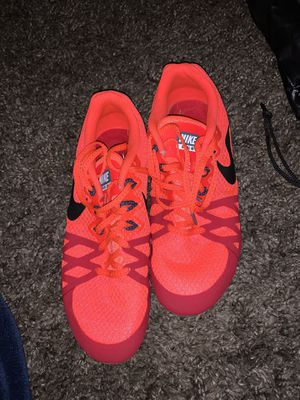 Nike track and field spikes for Sale in Fresno, CA