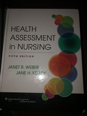 Used college medical, RN books. for Sale in Houston, TX