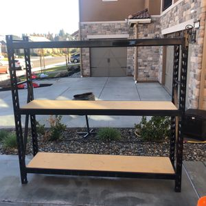 3 of The Same Garage Shelves For Sale $225 For All 3 for Sale in Madera, CA