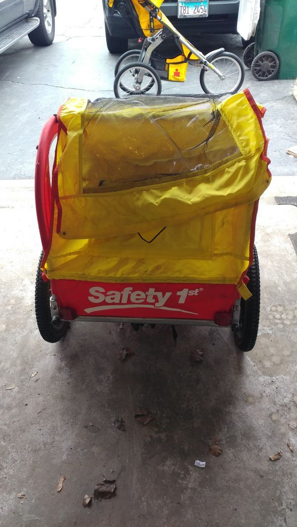 Safety First Bike Trailer for Sale in Batavia, IL - OfferUp