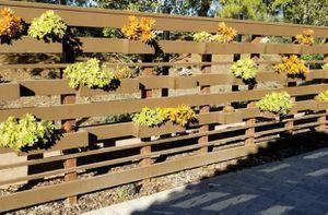 Planter Wall Installations for Sale in Miami, FL
