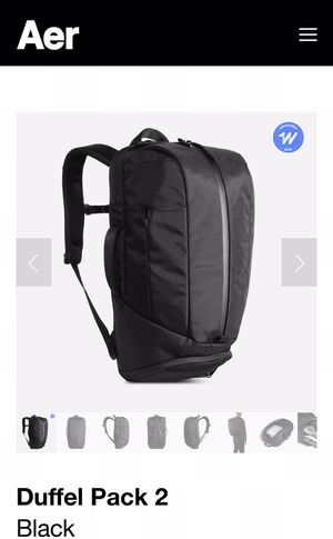 New Aer duffle pack 2 for Sale in Bakersfield, CA