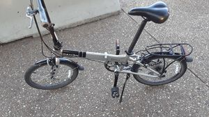 nice fold up bike for Sale in Rockville, MD