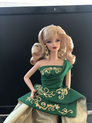 2011 Holiday Barbie. Collector Doll! for Sale in Seattle, WA