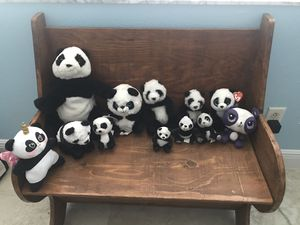 Teddy bears🐼 for Sale in Tampa, FL