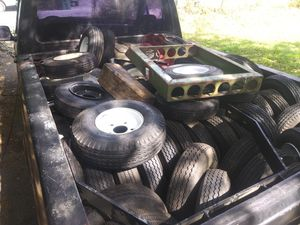 Trailer tires SIZE 8 ONLY for Sale in Peachtree Corners, GA