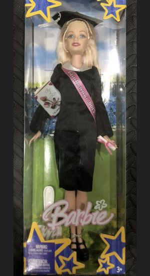 New MISB Mattel Graduation Barbie 2005 for Sale in Arcadia, CA