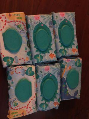 Pamper wipes 6 packs for $10 for Sale in Philadelphia, PA