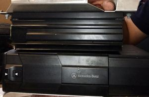 Mercedes Benz OEM CD Changer / Original ! with amplifier. for Sale in Chula Vista, CA