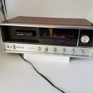 Vintage Panasonic 8 Track Stereo Receiver Player RE-7070 Works Great for Sale in Waxahachie, TX