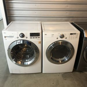 Lg Washer And Dryer for Sale in Columbia, SC