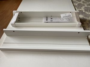 Wall Ledges (21 inches each x 2 shelves) for Sale in Orlando, FL