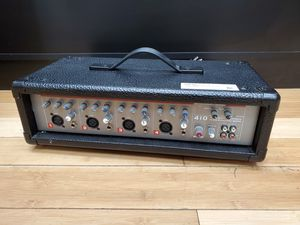 Phonic 410 Powered Mixer Amplifier 100W for Sale in Framingham, MA