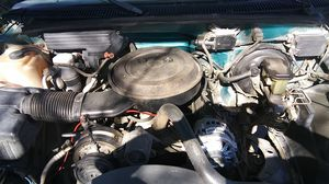 Parting out chevy 1500 good motor and trans for Sale in Bakersfield, CA