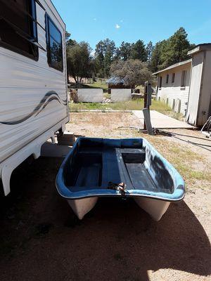 4 man fiberglass boat for Sale in Payson, AZ