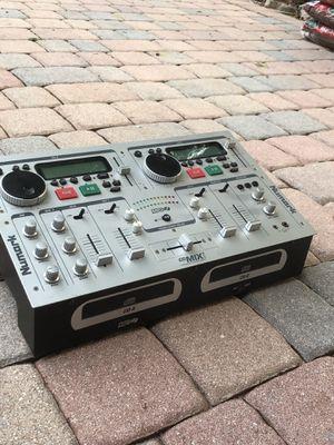 Numark mp3 cd mixer for Sale in Boca Raton, FL