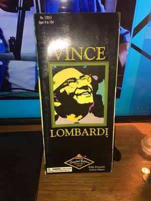Vince Lombardi action figure for Sale in Bensalem, PA