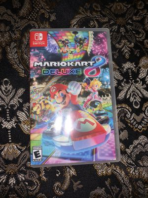Mario Kart Deluxe 8 for Sale in San Diego, CA