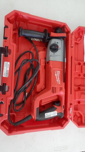 Milwaukee hammer drill model 5262-21 for Sale in Brighton, CO