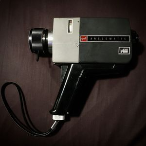 GAF Anscomatic ST/84 Super 8 VINTAGE 60s Handheld Video Camera for Sale in Chicago, IL