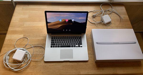 15 Inch MacBook Pro 2014 Retina