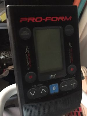Proform Hybrid training for Sale in Canonsburg, PA