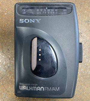 Vintage Sony Walkman for Sale in St. Louis, MO