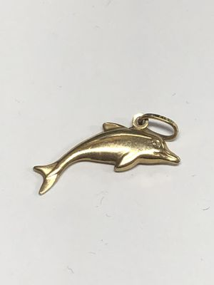 14k Dolphin Charm 0.8 Grams for Sale in Los Angeles, CA