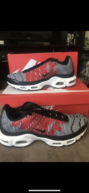 New tennis Nike air max plus for Sale in National City, CA