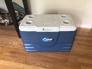 Coleman 52 qt XTreme cooler for Sale in Chantilly, VA