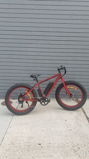 "NEW Electric Bicycle ""TJC"" Burning for Sale in San Diego, CA"
