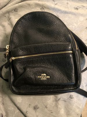 Coach mini backpack for Sale in Fairfax, VA